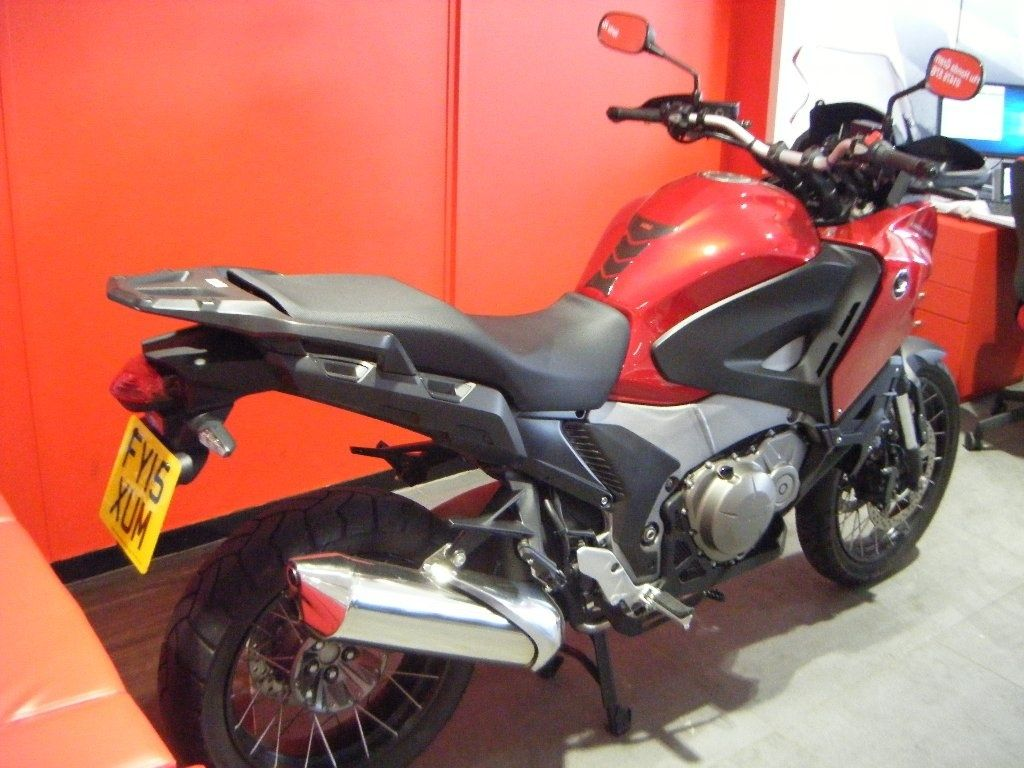Used Honda VFR1200X Crosstourer available for sale, Red, 3169 Miles | Honda Used Motorcycles